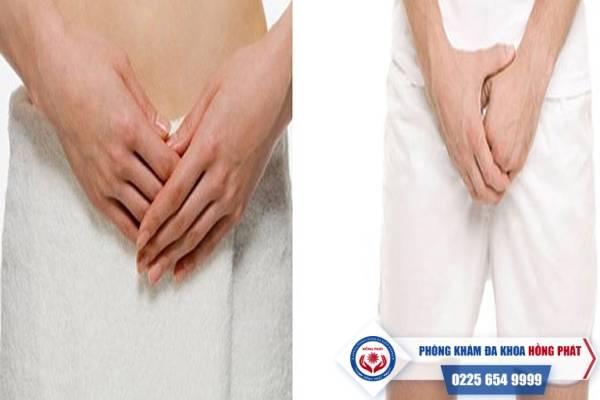 Hỗ trợ điều trị ngứa vùng kín cho nam và nữ giới tại Đa khoa Hồng Phát